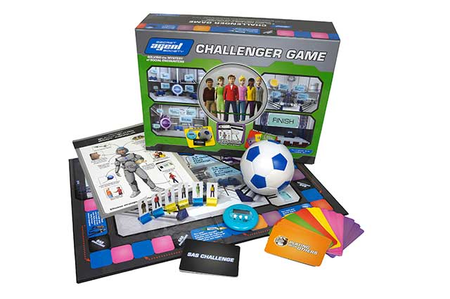 SAS Challenger Board Game