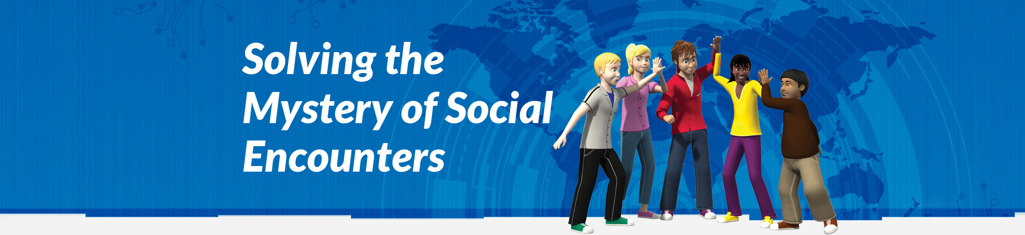 Solving the Mystery of Social Encounters