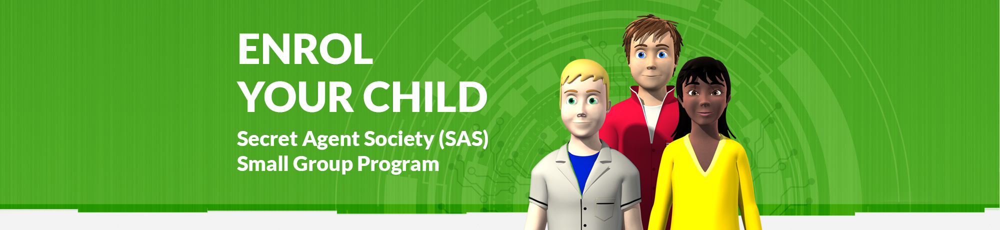 How to enroll your child in SAS