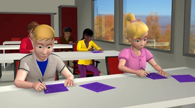 SAS classroom